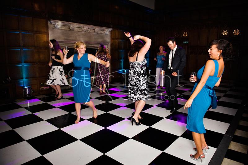 Starlight dancefloors for 1 2 3 4 dance floor